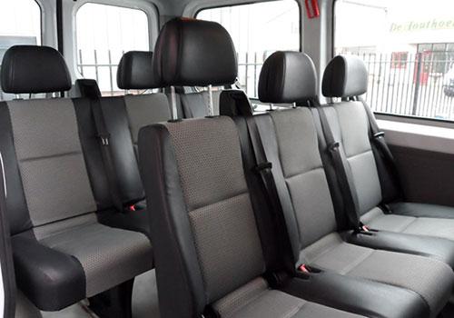 Bus zitplaatsen